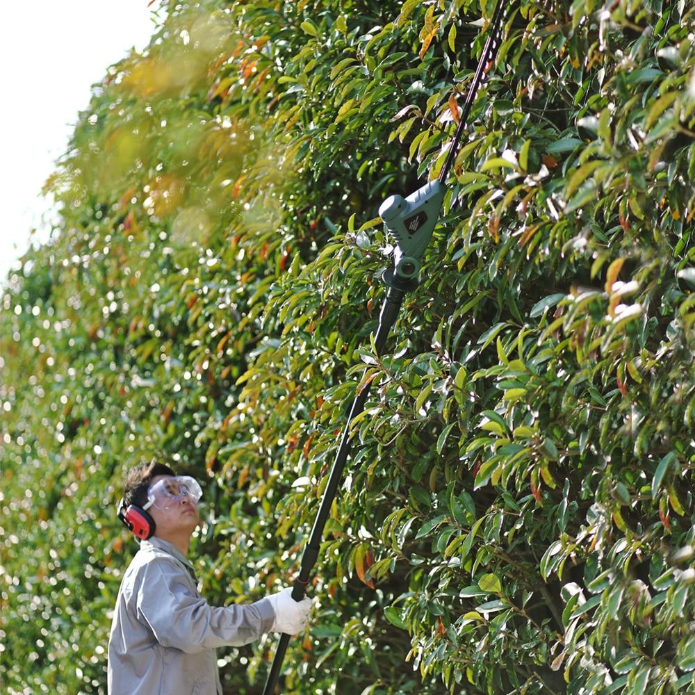 Attrezzi da giardino ORIENTALE 18 V Li-Ion cordless pole tagliasiepi A Mano strumenti di potatura ricaricabile taglierina ricaricabile strumento di ET1005