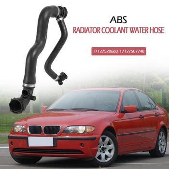 Tuyau supérieur supérieur d'eau de refroidissement de radiateur pour E46 17127520668 ABS Auto voiture refroidisseur tuyau d'eau pour E46 316i 318i N45 BMW accessoires
