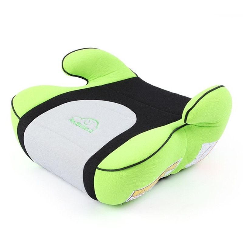 2019 Anti-Slip Portable Car Safety Baby Increased Booster Seat Cushion Pad for 3-12 Years Old Children Kids Travel Car Airplane