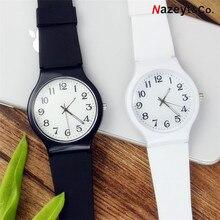 Nazeyt new fashion girls student ladies wristwatch Sports Children Plastic