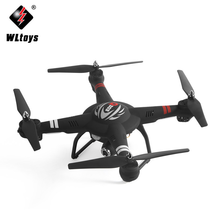 Wltoys q303 novos drones rc 5.8g fpv 720 p câmera zangão 4ch 6 eixos giroscópio rtf rc quadcopter led luz modo headless helicóptero - 4