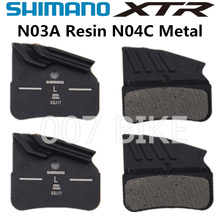 Тормозная колодка SHIMANO N03A N04C D03S, тормозная колодка DEORE XTR DEORE N03A N04C, охлаждающий плавник Ice Tech, горный тормоз M9120 M7120 M8120