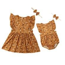 2019 одежда для маленьких девочек, одежда для маленьких девочек, комбинезон с оборками для маленьких девочек, одежда для девочек юбка-пачка пл...