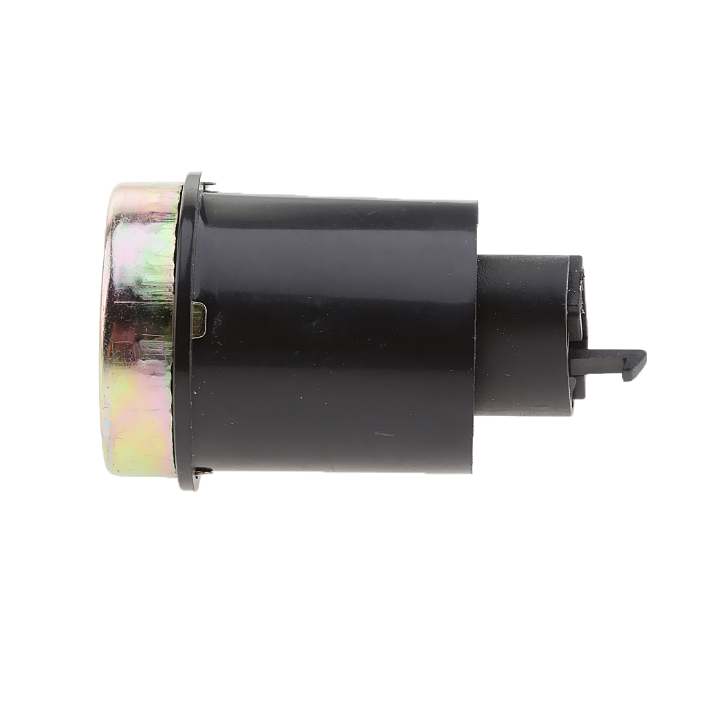 Turn Signal Blinker Flasher Relay Round 12V GY6 4Stroke Scooter KYMCO Turn Signals Flash Rate Control
