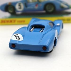 Image 5 - 1:43 Atlas Dinky oyuncaklar 1425E mavi MATRA 630 alaşım #5 Diecast modelleri oyuncak araba sınırlı sayıda koleksiyonu