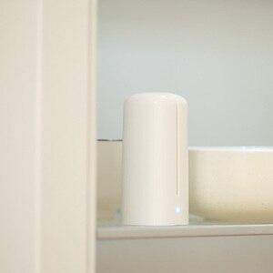 Image 4 - Purificador de aire de oxígeno activado recargable, purificador de aire Usb, desodorizador doméstico, generador ionizador de ozono, desodorizador fresco para nevera