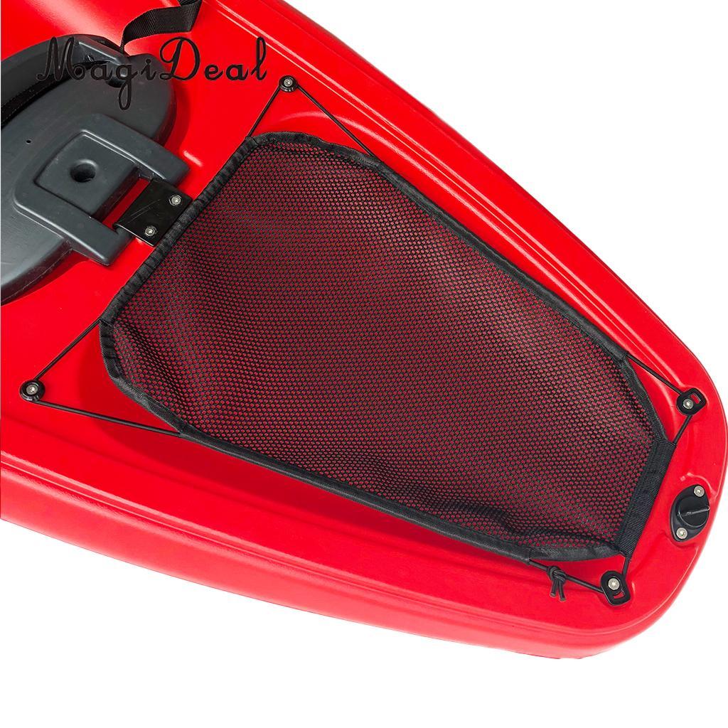 MagiDeal Kayak Canoe Boat Package Carrier Deck Cargo Mesh Net Bungee DIY Kayaking Canoe Boat Dinghy Yacht Surfing Accessories