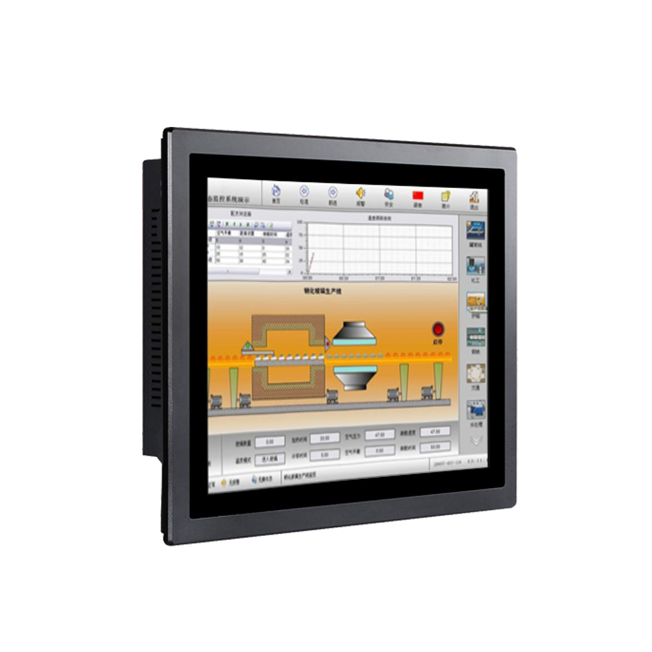 15 Inch Fanless LED Industrial Tablet PC, Capacitive Touch Screen,Intel Celeron 3855U,Win10 Or Linux ,Touch Panel PC,[DA15W]
