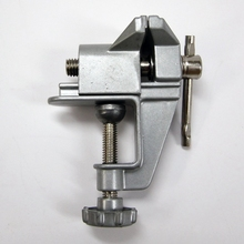 SODIAL(R) Mini Clamp On Table Bench Hobby Craft Vice Tool