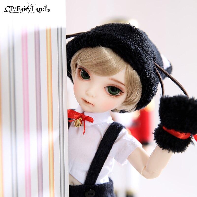 OUENEIFS Shiwoo Littlefee Fairyland Bjd Sd Doll 1/6 Body Model Baby Girls Boys Dolls Eyes High Quality Toys Shop Luodoll