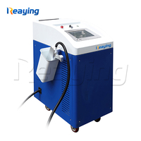 High Precision Automatic Handheld fiber metal laser cleaning machine for Removing Surface