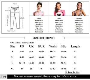 Image 5 - [Você é meu secreto] 2019 caveira novo design punk mulheres legging estilo gótico leão retro vintage steampunk leggins calça de tornozelo