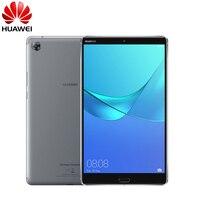 Huawei M5 Pro 4G Phablet 10,8 дюймовый Android 8,0 + EMUI 8,0 4 GB Оперативная память 64 Гб Встроенная память Tablet PC 13MP сзади Камера отпечатков пальцев 7500 mAh Батарея