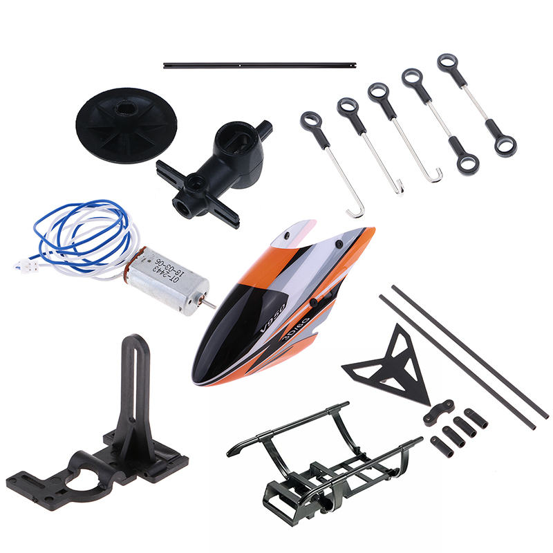 1*RC Helicopter <font><b>Part</b></font> Original Repair Spare <font><b>Parts</b></font> For Wltoys <font><b>V950</b></font> Remote Control Helicopter Quality image