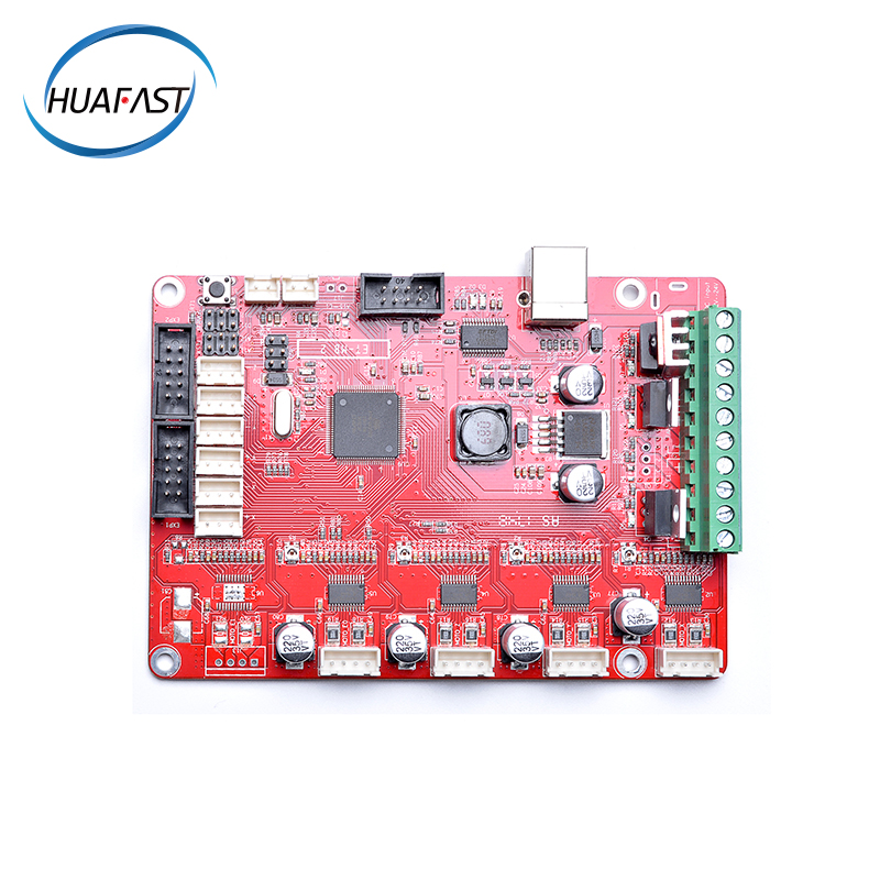 HUAFAST 3D Printer Parts Printing Board Controller Motherboard MKS Compatible Reprap Prusa Ramps1.4 Mega2560 With A4982 Drivers