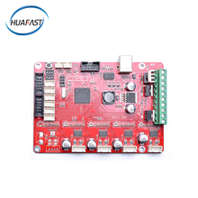 HUAFAST 3D Printer Parts Printing Board Controller Motherboard MKS compatible Reprap Prusa Ramps1.4 Mega2560 with A4982 Drivers 3d printer motherboard kit mks base v1 6 12864lcd compatible with mega2560 ramps1 4