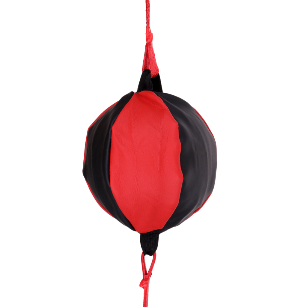 Analytical Double End Boxing Punching Speed Ball Muay Thai Mma Martial Arts Training Fitness Gym Workout Ceiling Punch Bag Hanging Sandbag Office & School Supplies