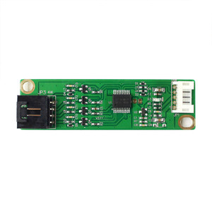 Image 3 - 4 선 저항성 lcd 터치 패널 usb 포트 컨트롤러 터치 스크린 드라이버