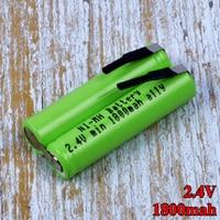 42200 Bateria de Substituição para Philips YS534 YS536 YS527 AT610AT620 S361 S5000 RQ360 RQ361 YS523 YS524 navalha Barbeador Baterias|Acessórios de aparelhos de cuidados pessoais| |  -