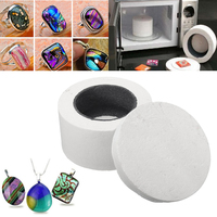 1set Ceramic Fibre Small Microwave Kiln for Glass Fusing Supplies Professional Tool