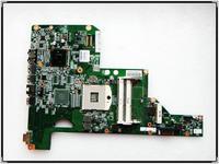 for HP CQ62 G62 G72 G72 B53NR G72 B57CL G72 B60US G72 B67CA G72 C55DX NOTEBOOK 615849 001 laptop motherboard Tested ok