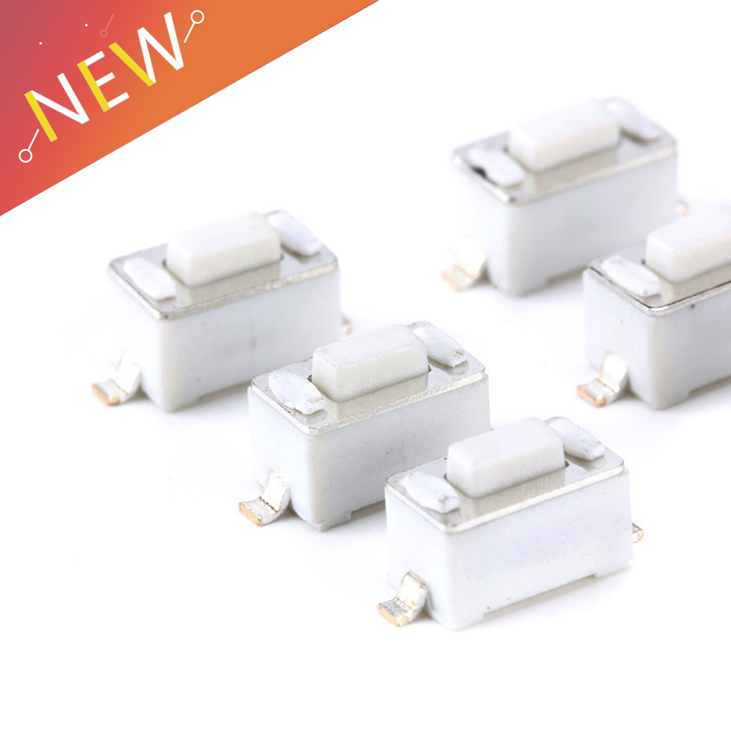 100pcs-3x6x43mm-micro-switch-white-button-tactile-tact-push-switch-3-6-43mm-smd