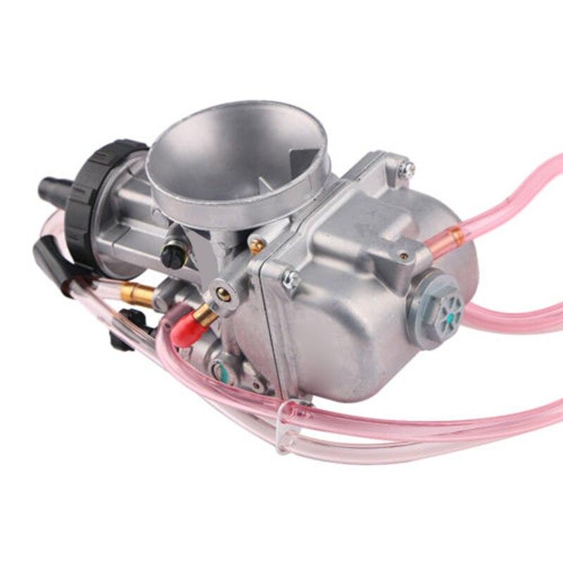 1x PWK38 38mm PWK carburateur Carb convient pour ATV Dirt KTM 250 250SX 250EXC 96-99 moto carburateur moteur accessoires