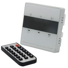 Домашняя аудиосистема, музыкальная система, потолочная акустическая система, Bluetooth цифровой стерео усилитель, в стене усилитель с сенсорным ключом