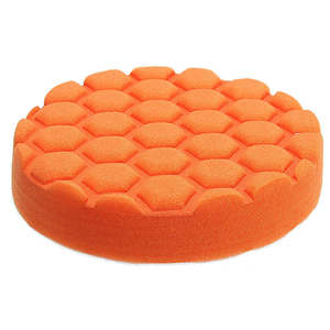 Image 1 - 3PCS 4/6/7 Inch Buffing Sponge Polishing Pad Kit Set For Car Polisher Buffer 003 car accessories cleaning car detailing tools