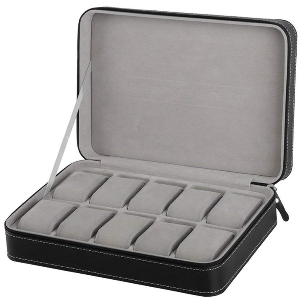 Portable Watch Box Organizer…