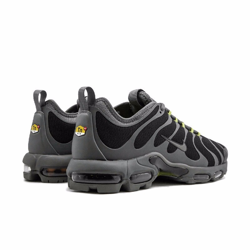 Nike Air Max Plus TN Ultra New Arrival Men s Running Shoes Breathable  Classic Air Cushion Leisure Time Sneakers  898015 006-in Running Shoes from  Sports ... 6d2e9e7da425