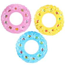 Safety Baby Swimming Ring without Inflatable Floating Neck Ring Round Floating Ring Baby Swimming Pool Accessories(China)
