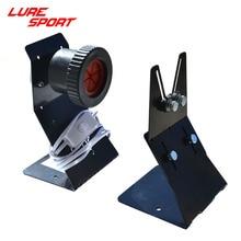 LureSport  Fishing Rod Building Equipment Drying Machine Guide Repair Smoothen EpoxyResin Machine DIY