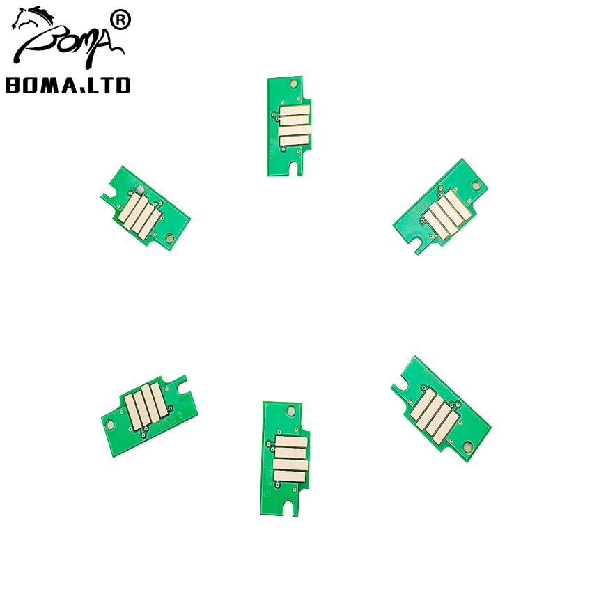 HOT SALE High Quality PFI 107 PFI 107 Cartridge Chip for Canon IPF670 IPF680 IPF685 IPF770