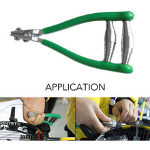 POWERTI Badminton Tennis Racket Mini Starting Clamps Badminton Starting Clamp Stringer Machine Starting Plier Stringing Tool(China)