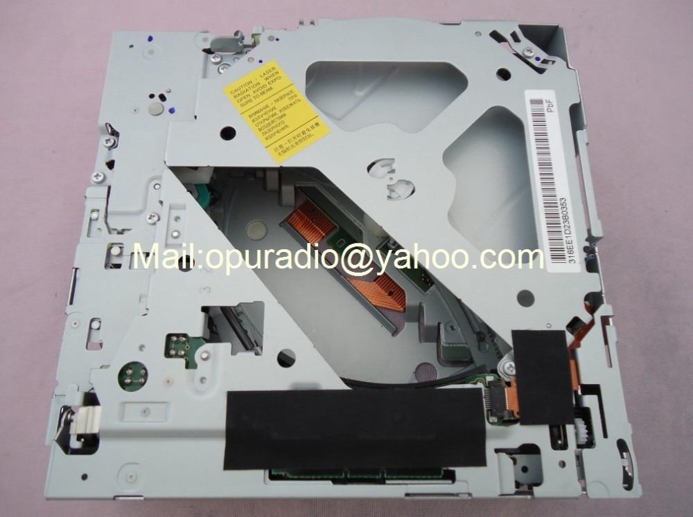 Matsushita в тире 6 дисков CD механизм чейнджер A2C53125177 для VW Porshce landrov Toyota Camry Q7 A4L BWM автомобильный радиоприемник
