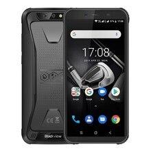 "Blackview BV5500 IP68防水耐衝撃携帯電話アンドロイド8.1頑丈な3 3gスマートフォン5.5 ""2ギガバイト + 16ギガバイトデュアルsim携帯電話"