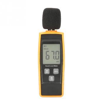 GM1359 cyfrowy LCD miernik poziomu dźwięku DB miernik hałasu w środowisku Tester dobrej jakości nowy gorący tanie i dobre opinie VBESTLIFE Noise 30 ~ 130dB