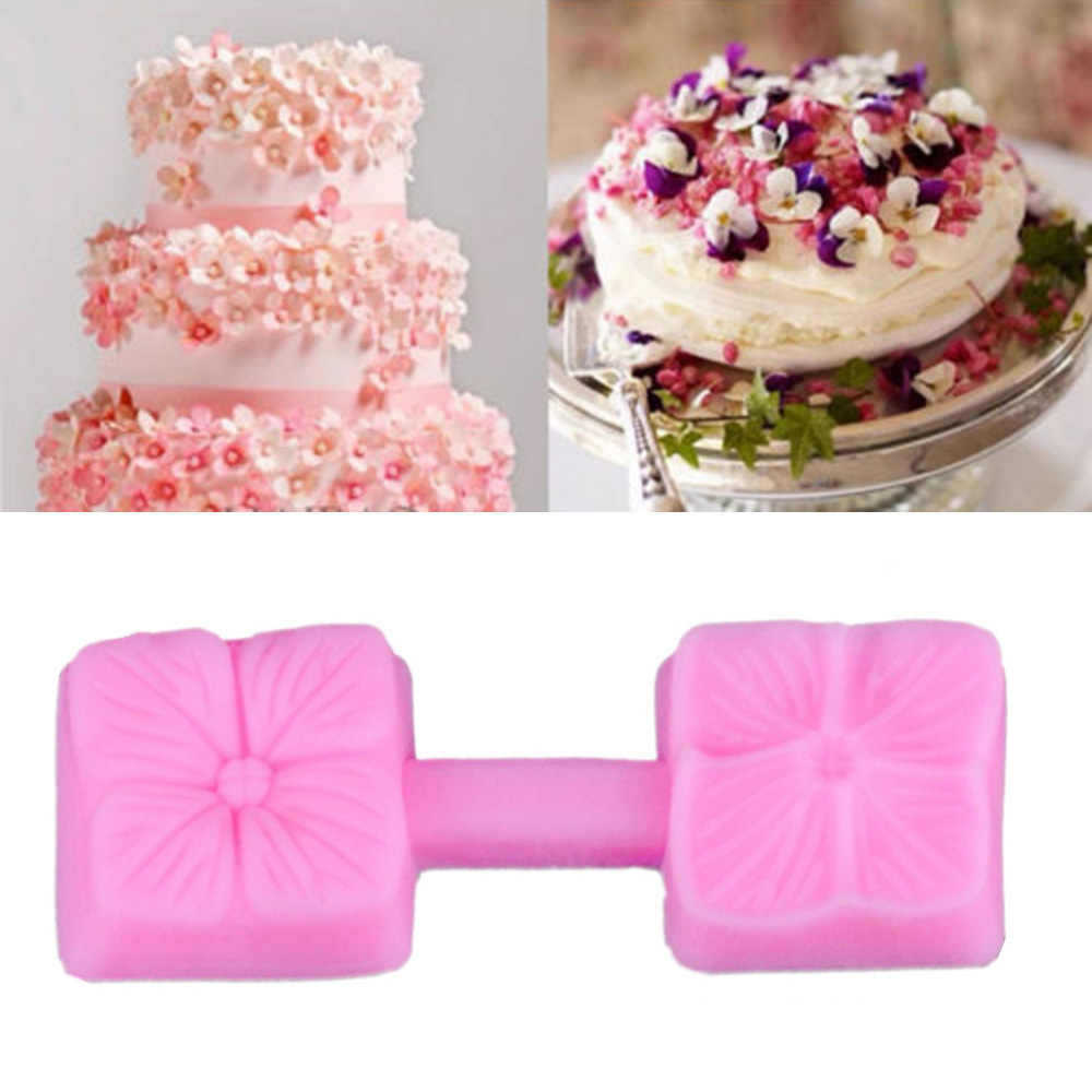 1pcs Food Grade Silicone Molds Forms Sugar Gummy Cake Chocolate Molud DIY Art Craft Baking Pastry Fondant Cake Decoration Tools
