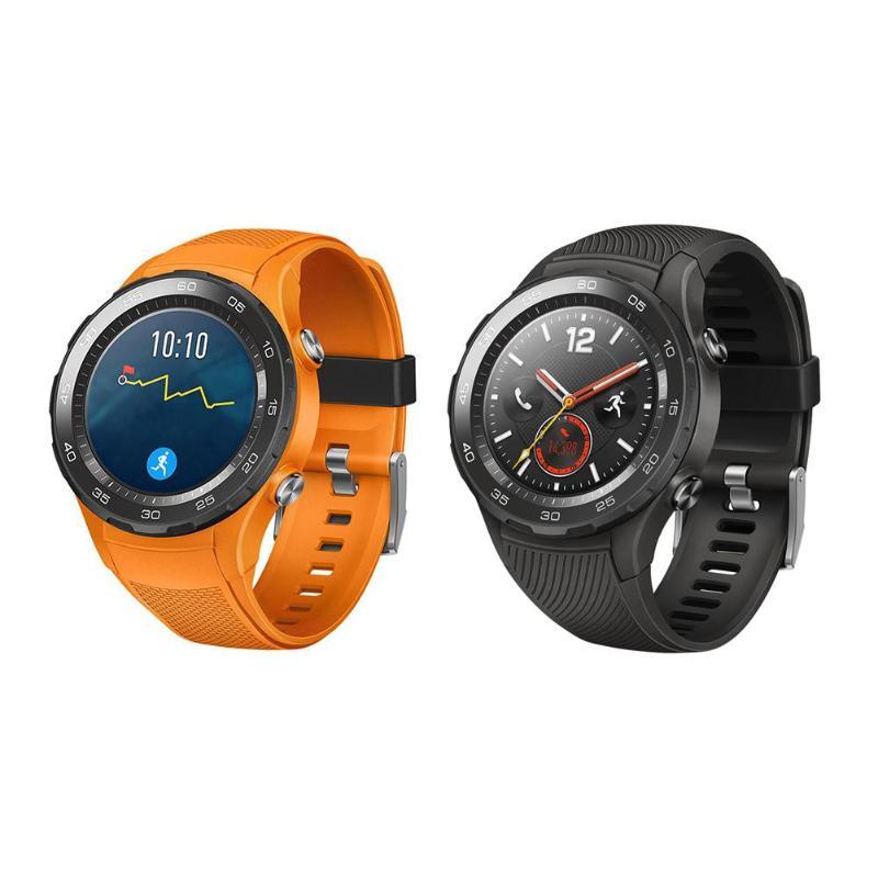 Montre intelligente portable poignet porter soutien 2 Sports Bluetooth WIFI GPS Tracker localisation fréquence cardiaque sommeil moniteur NFC 4G montre téléphone