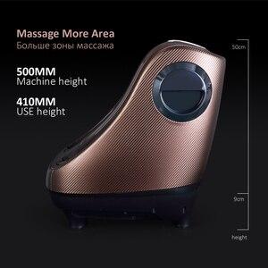 Image 5 - MARESEไฟฟ้านวดเท้าขาการบีบอัดอากาศเครื่องนวดShiatsu Kneadingนวดฟุตความร้อน