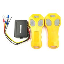 DC12V Universal Car Wireless Winch Remote Control With Twin Handset Two Matched Transmitters