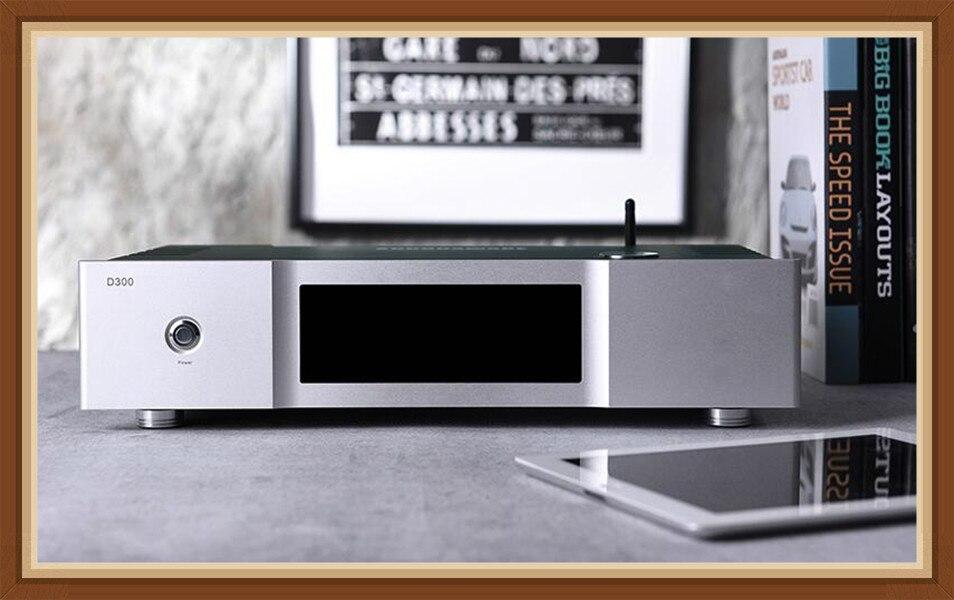 Soundaware D300 Professionelle Pcm & Dsd Netzwerk Digital Transport Volle Upgrade Von D100 Pro Femto Hifi Musik Player Quell Sommer Durst Unterhaltungselektronik Desktop Digitaler Musik-player