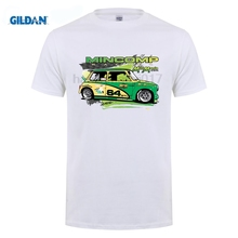 GILDAN austin mini printed tshirt Men's Summer Style austin mini Cooper Austin Classic Car T Shirt Short Sleeve Tee
