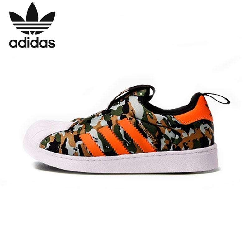 ADIDAS SUPERSTAR Original Kids Running Shoes Children Comfortable Sports Sneakers #F36793