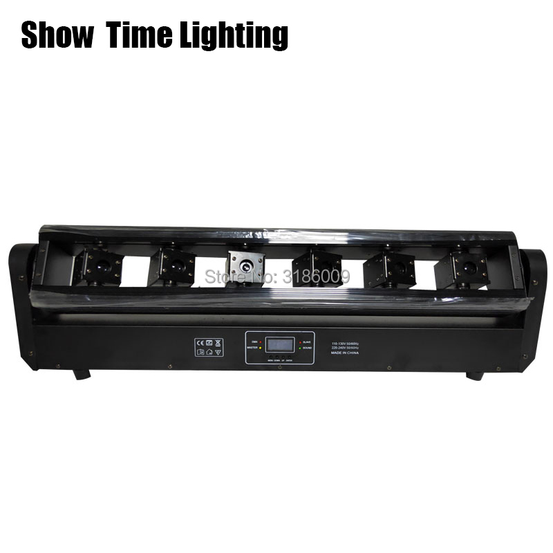 Show time disco Laser moving head light 6 eyes red green blue dj laser show party laser for Disco home entertainment PartyShow time disco Laser moving head light 6 eyes red green blue dj laser show party laser for Disco home entertainment Party