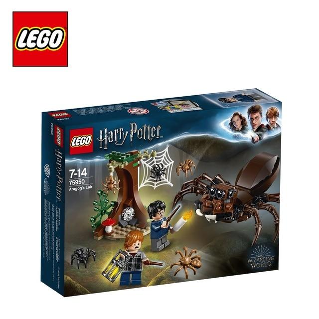 Конструктор LEGO PT IP 3 2018 75950 Логово Арагога