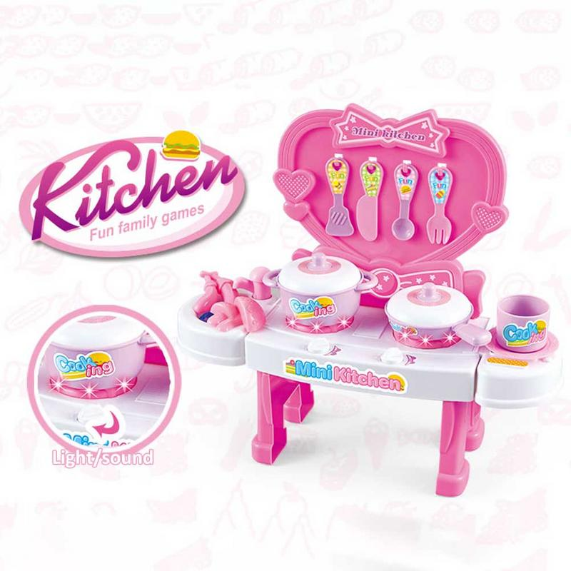 Kitchen Counters On Toys