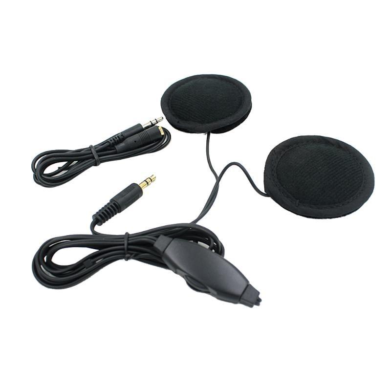 Headset MP3 CD Radio Earphone Speaker for Motorcycle Helmet