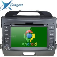 for Kia Sportage 2010 2011 2012 2013 2014 2015 Car Android Unit DVD Stereo Audio Multimedia Radio Player GPS Navigation system
